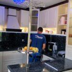 Кухненски плотове от гранит Синя перла Цена 4500лв